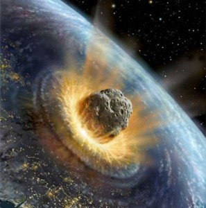 collision asteroide Terre